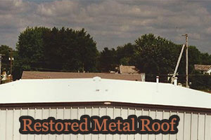 Miller-Roofing-Contractors-After-Central Ohio Metal Roof Restoration
